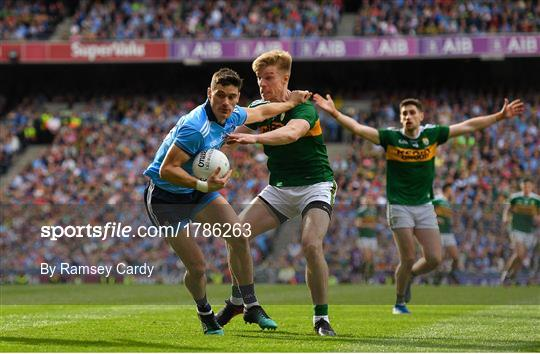 Diarmuid Connolly in Action in 2019 All-Ireland Final